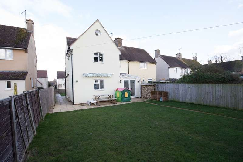4 Bedrooms Semi Detached House for sale in Barnmeadow Road, Winchcombe, Cheltenham, Gloucestershire, GL54