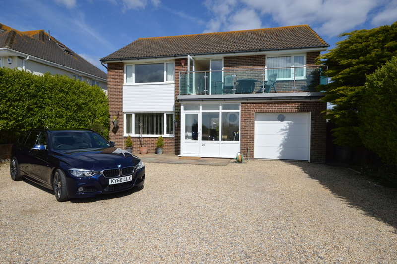 4 Bedrooms Detached House for sale in Marine Drive West, Barton on Sea