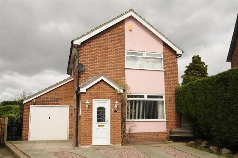3 Bedrooms Detached House for sale in Hallastone Road, Helsby