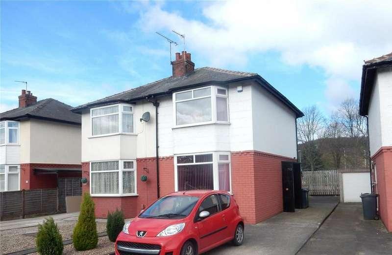 2 Bedrooms Semi Detached House for sale in Leeds Road, Huddersfield, HD2