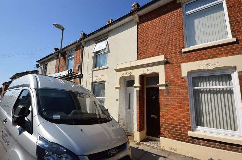 2 Bedrooms Terraced House for sale in Copnor Road, Portsmouth