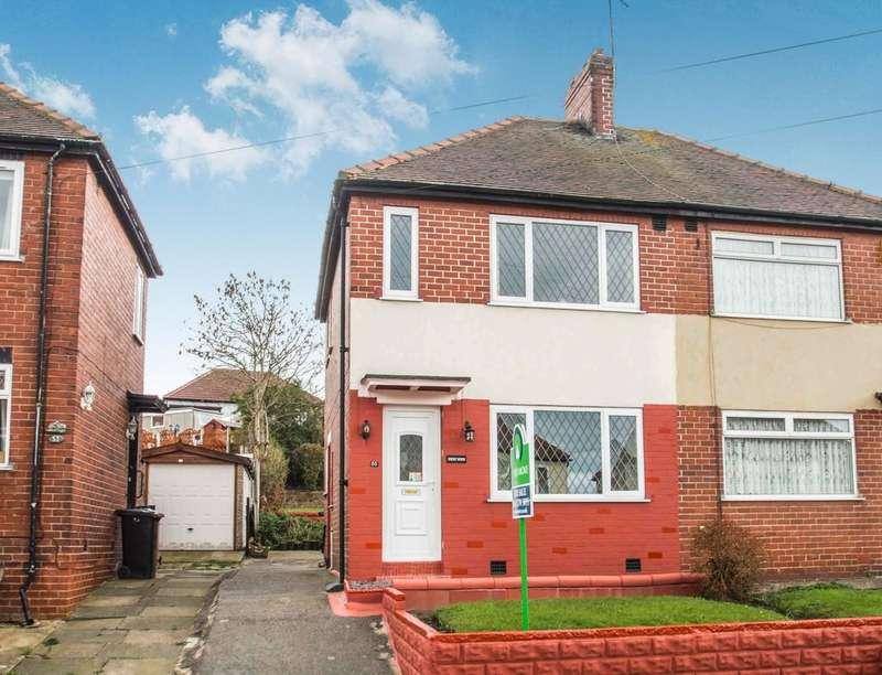 3 Bedrooms Semi Detached House for sale in Parkwood Road, Leeds, LS11