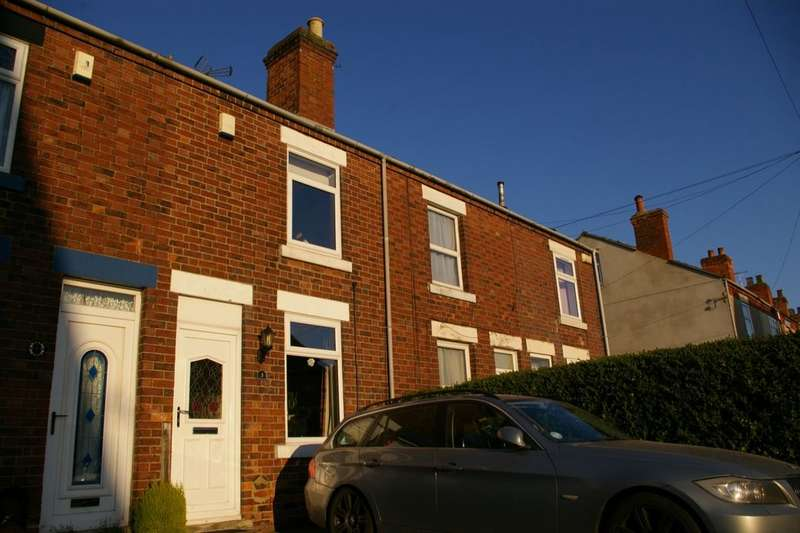 2 Bedrooms Property for sale in Portland Road, Selston, Nottingham, NG16