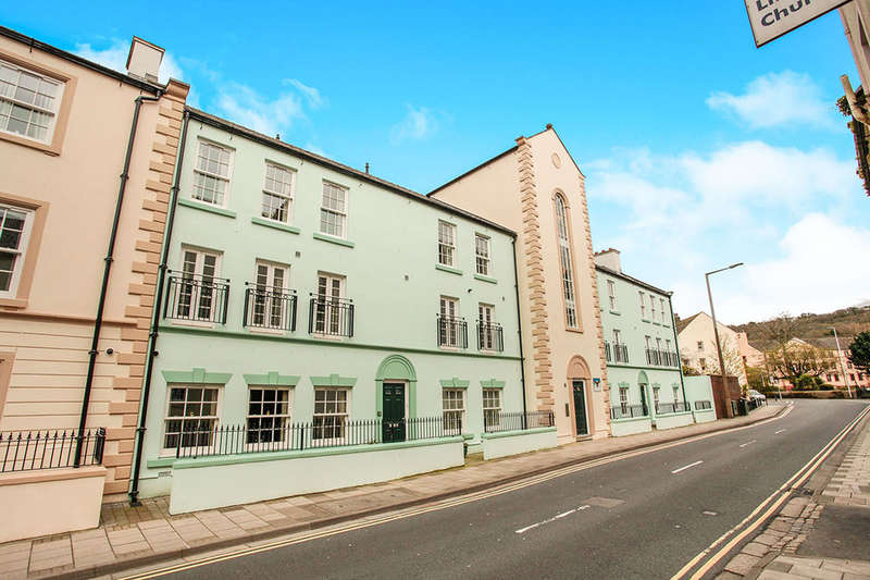 2 Bedrooms Flat for sale in Irish Street, Whitehaven, CA28