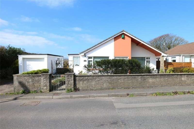 2 Bedrooms Detached Bungalow for sale in Dolcoath Road, Camborne