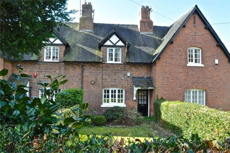 2 Bedrooms Cottage House for sale in Grange Lane, Whitegate, NORTHWICH, Cheshire