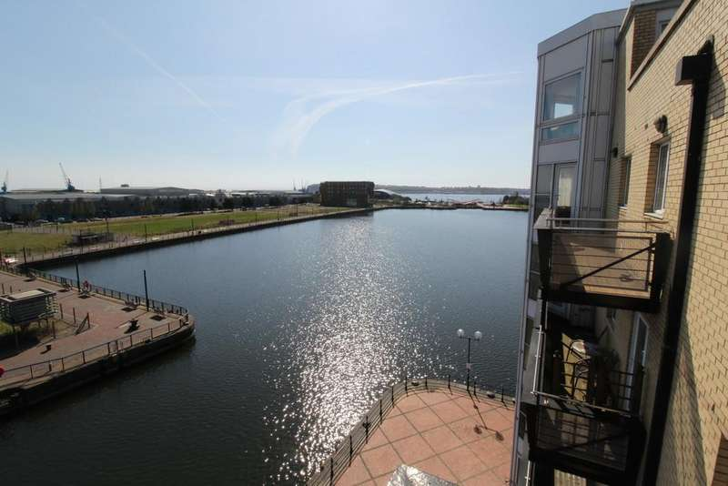 1 Bedroom Apartment Flat for sale in Adventurers Quay, Cardiff