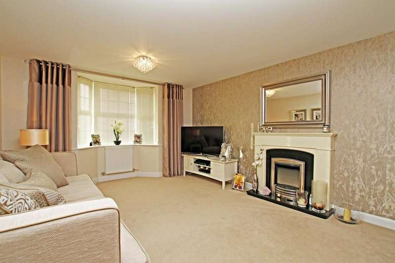 4 Bedrooms Detached House for sale in 6 Hillcrest Drive, Branton, DN3 3FN