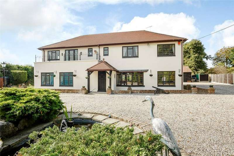 6 Bedrooms Detached House for sale in Main Road, Bicknacre, Chelmsford, Essex