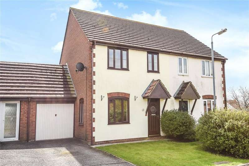 3 Bedrooms Terraced House for sale in St Georges Close, Ogbourne St. George, Marlborough, Wiltshire