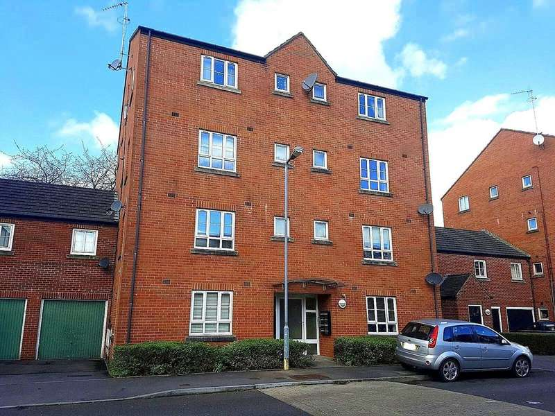 2 Bedrooms Apartment Flat for sale in Ffordd Ty Unnos, Heath, Cardiff, CF14