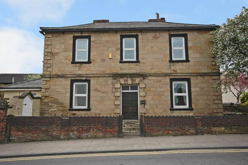 3 Bedrooms Semi Detached House for sale in High Street, Normanton
