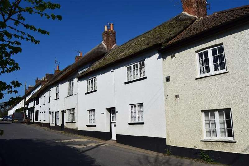 2 Bedrooms Semi Detached House for sale in Chapel Street, Sidbury, Sidmouth, Devon, EX10