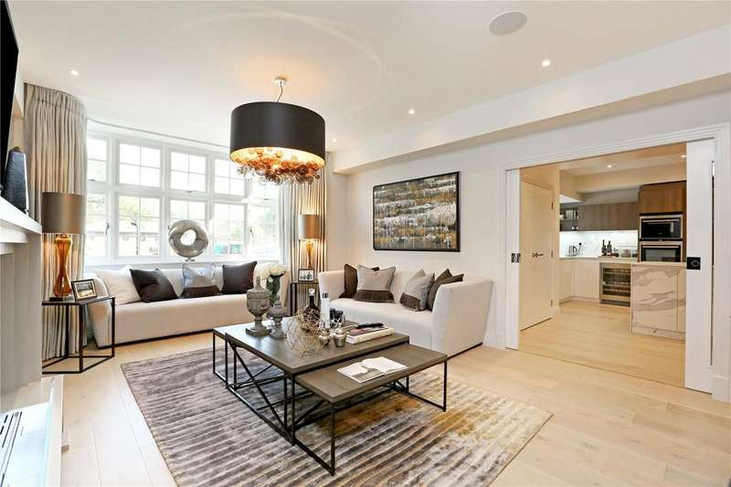 4 Bedrooms Flat for sale in Kidderpore Green, Kidderpore Avenue, Hampstead, London, NW3