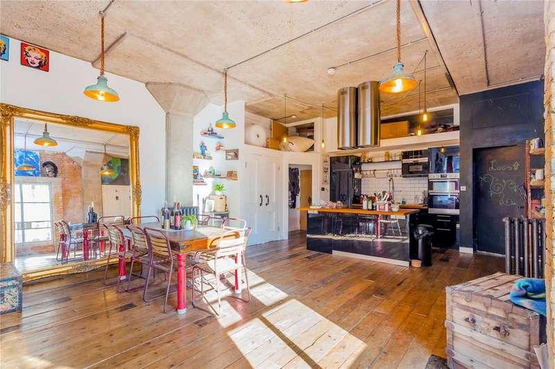 2 Bedrooms Flat for sale in Royle Building, 31 Wenlock Road, London, N1