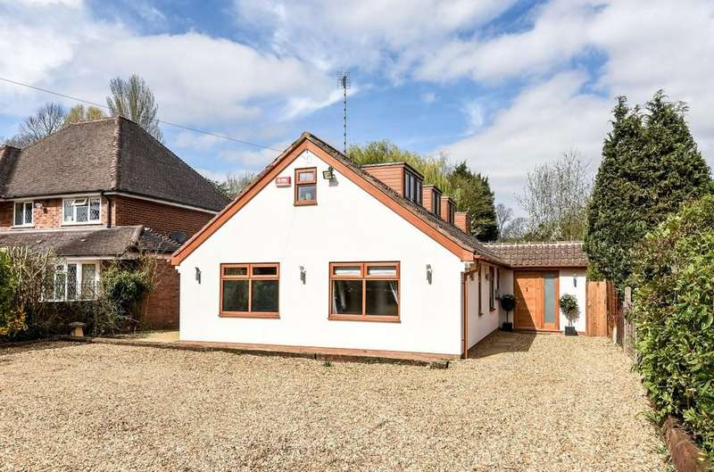 5 Bedrooms Detached Bungalow for sale in The Grove, Hampton In Arden