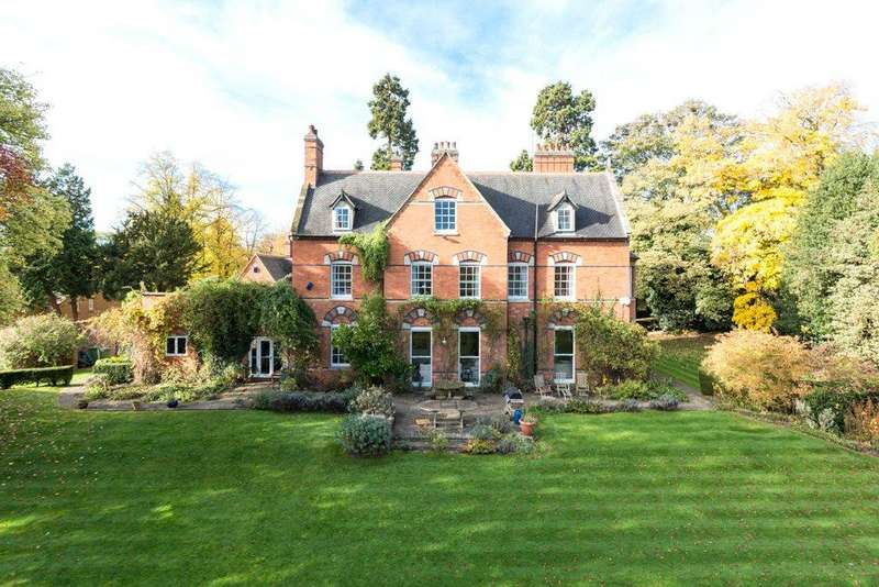 8 Bedrooms Detached House for sale in Hardwick, Wellingborough, Northamptonshire, NN9