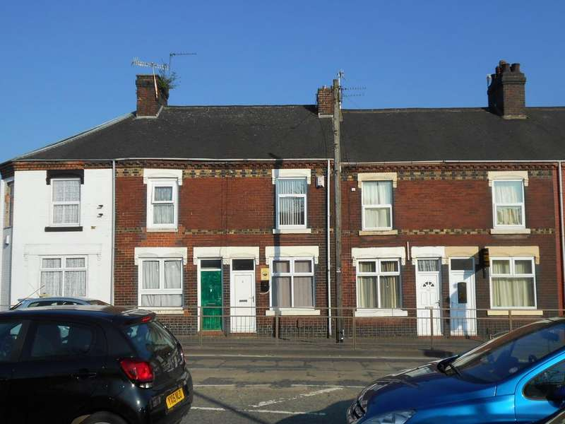 3 Bedrooms Terraced House for sale in Cobridge Road, Stoke-on-Trent ST1