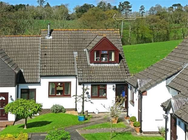 3 Bedrooms Semi Detached House for sale in Longmeadow, Broadclyst, EXETER, Devon