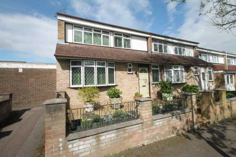 3 Bedrooms End Of Terrace House for sale in St. Agnells Lane, Hemel Hempstead
