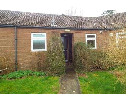 1 Bedroom Bungalow for sale in Parsons Way, Wells, Somerset