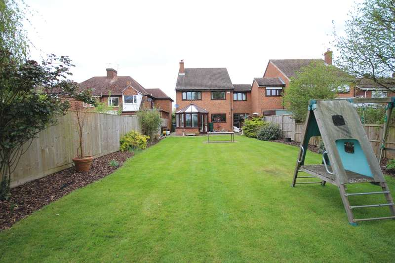 5 Bedrooms Link Detached House for sale in Aylesbury Road, Bierton