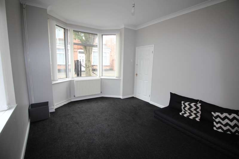 5 Bedrooms End Of Terrace House for sale in Granby Avenue, Leicester, LE5
