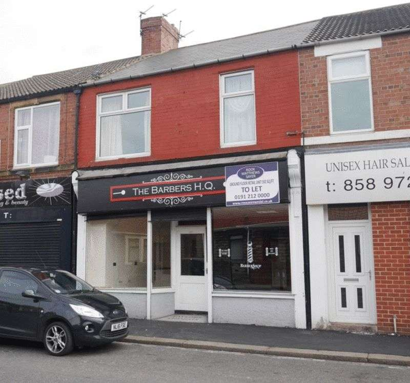 Property for sale in 122-122a Milburn Road, Ashington
