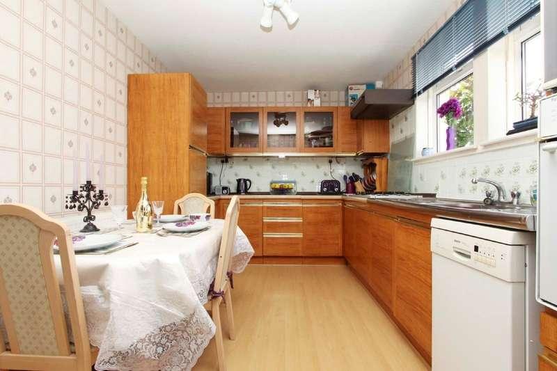 3 Bedrooms Terraced House for sale in Courtenay Avenue, Harrow