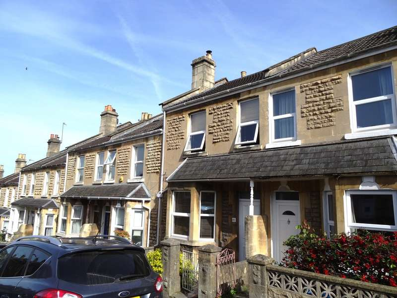 3 Bedrooms Terraced House for sale in St Kildas Road, Oldfield Park