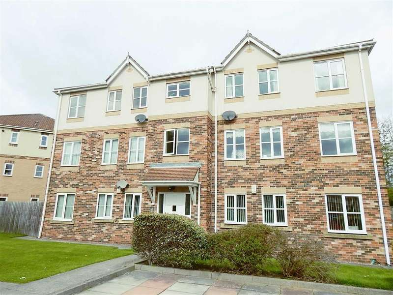 2 Bedrooms Apartment Flat for sale in Praetorian Drive, Wallsend, Tyne And Wear, NE28