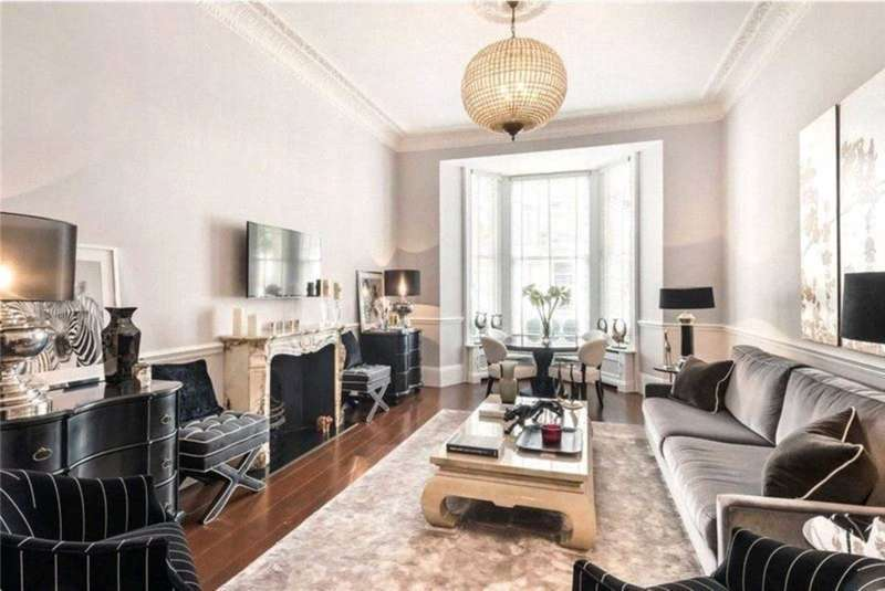 2 Bedrooms Apartment Flat for sale in Earls Court Square, London