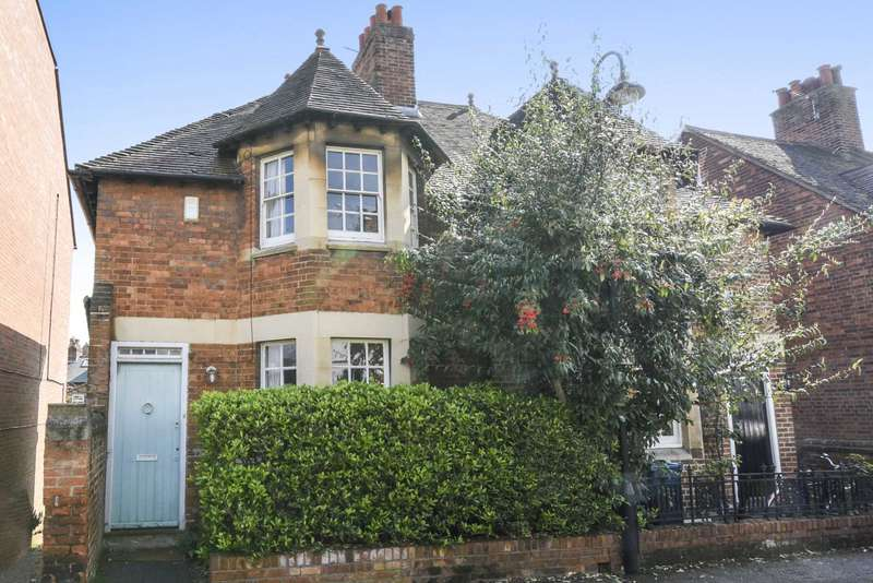 2 Bedrooms Semi Detached House for sale in Plantation Road, Oxford