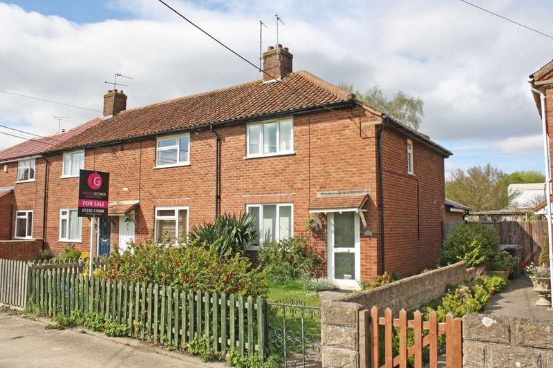3 Bedrooms End Of Terrace House for sale in Oxford Crescent, Didcot