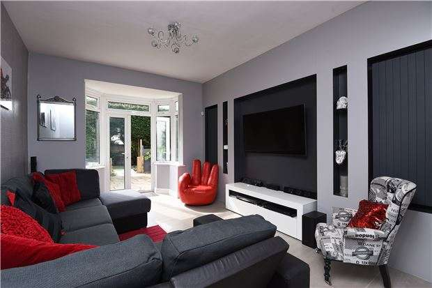 3 Bedrooms Detached House for sale in Covington Gardens, LONDON, SW16