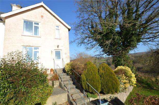 3 Bedrooms End Of Terrace House for sale in Embleford Crescent, Moretonhampstead, Newton Abbot, Devon