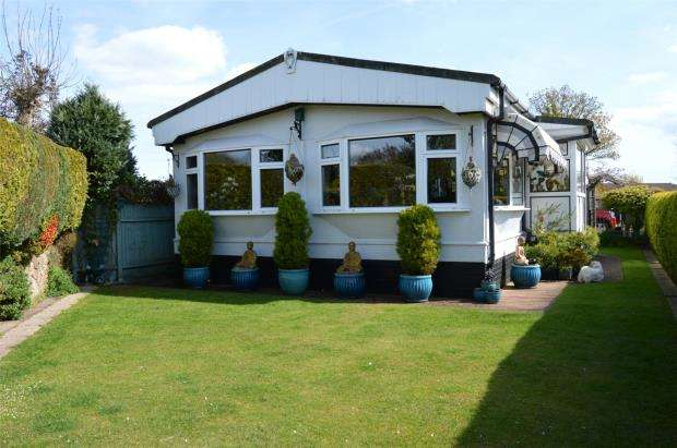 2 Bedrooms Detached Bungalow for sale in Sandpiper Green, Exonia Park, Exeter, Devon