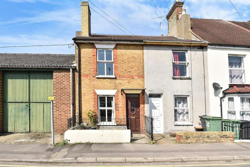 2 Bedrooms End Of Terrace House for sale in Brunswick Street, Maidstone