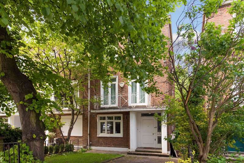 5 Bedrooms House for sale in Marlborough Hill, London, NW8