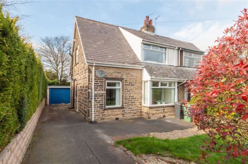 3 Bedrooms Semi Detached House for sale in Tyersal Road, Tyersal, Bradford, BD4