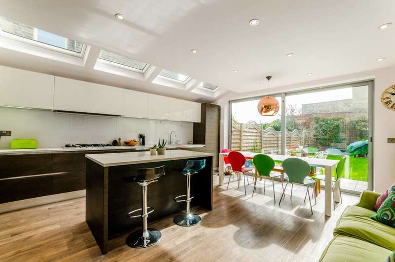 4 Bedrooms House for sale in Shaftesbury Road, Hornsey, N19