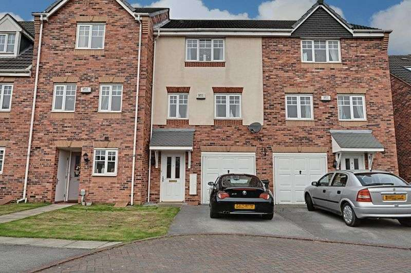 3 Bedrooms Terraced House for sale in Staunton Park, Kingswood