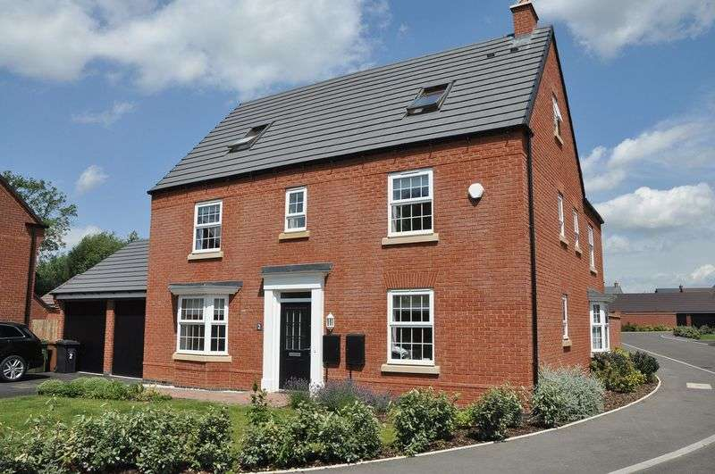 6 Bedrooms Detached House for sale in Herdwick Drive, Honeybourne, Evesham, WR11 7AN
