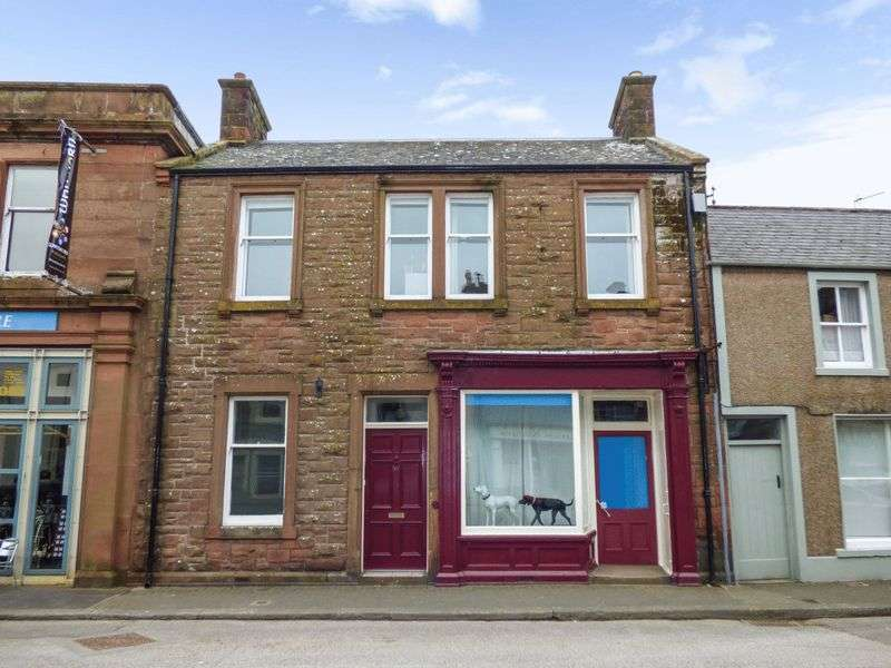 4 Bedrooms Property for sale in 37 George Street, Whithorn, Newton Stewart