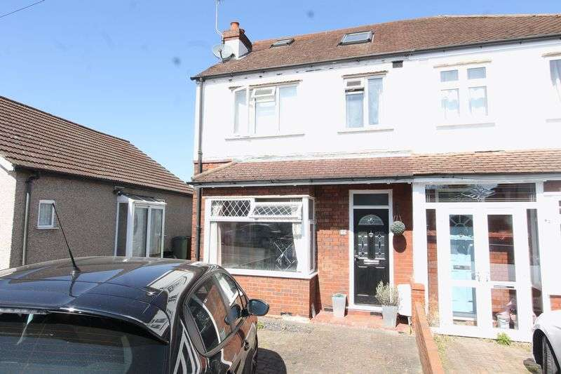 3 Bedrooms Semi Detached House for sale in Hilldale Road, Sutton