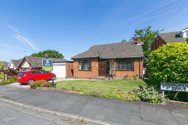 3 Bedrooms Detached House for sale in Springmount Drive, Parbold, WN8 7AP