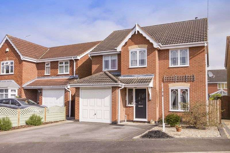 4 Bedrooms Detached House for sale in ORCHARD CLOSE, BOULTON MOOR