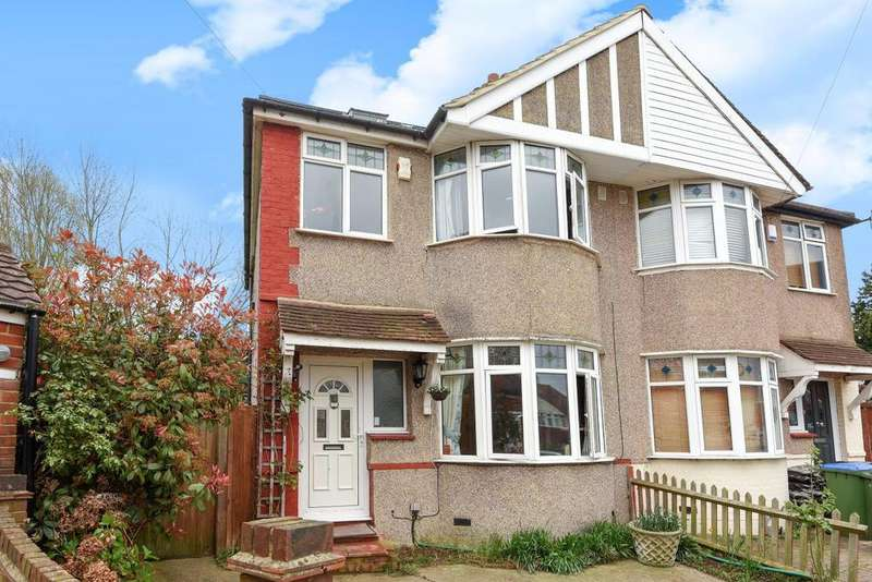 4 Bedrooms Semi Detached House for sale in Broad Walk, Blackheath, SE3