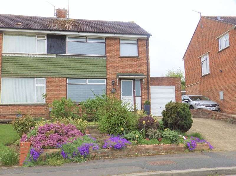 3 Bedrooms Semi Detached House for sale in Avonmead, Greenmeadow, Swindon