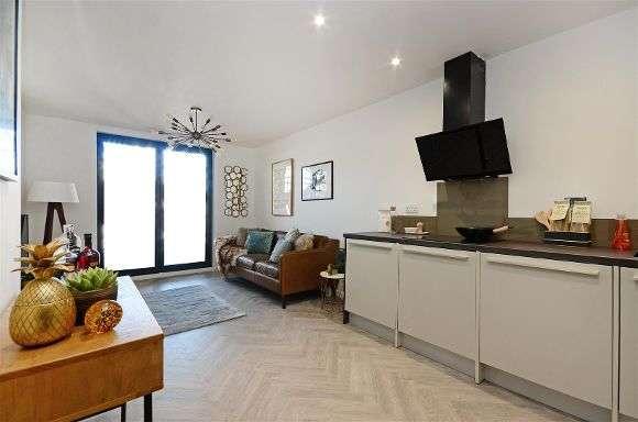 1 Bedroom Flat for sale in Cornish Steel Works, Kelham Island, Sheffield